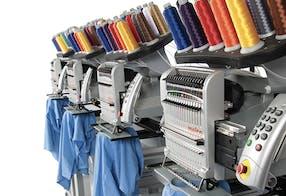 Melco bordados maquinas