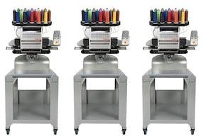 Uma máquina de bordar para o século XXI – Melco