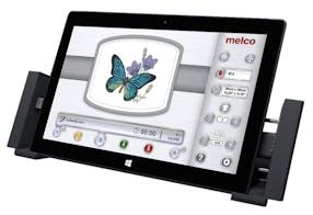 Fácil operação – Melco EMT16plus máquina de bordar