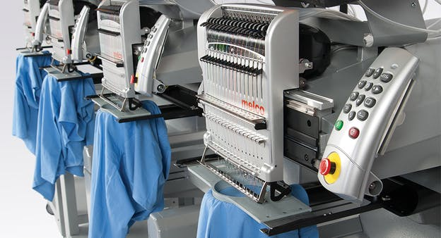 Melco EMT16plus máquina de bordar