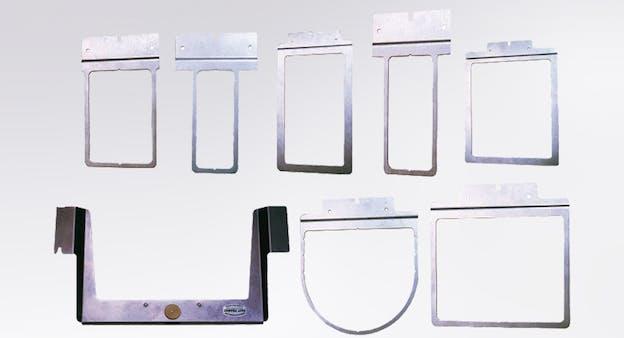 Um pacote tudo-em-um – Fast Frames 7-in-1 – Melco