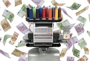 Guia de compra para máquinas de bordar