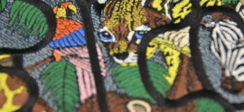Desenhos de bordado gratuitos – Melco